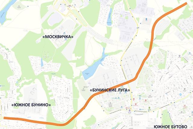 В топонимике Сосенского закрепили «проспект Куприна»