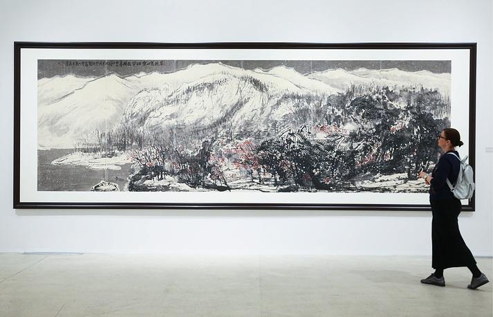 «Мерцание гладкой яшмы»: москвичи приглашаются на неповторимую выставку китайского художника Цуй Жучжо