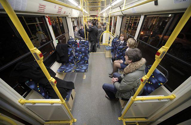 Населенные пункты новейшей столицы свяжут скоростные трамваи