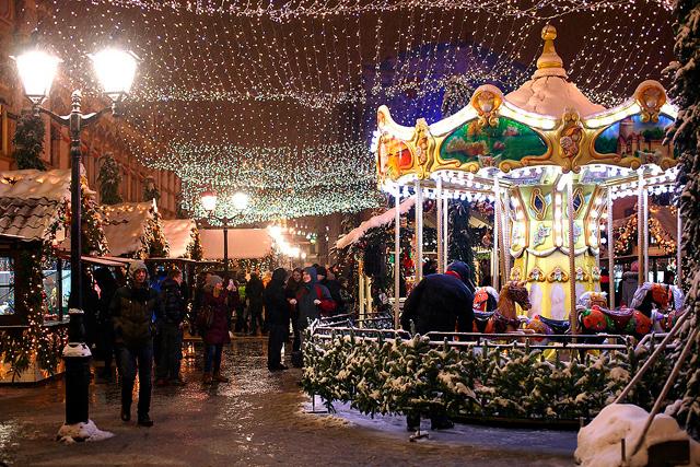 Первые дни фестиваля «Путешествие вРождество» прошли вЮжном округе
