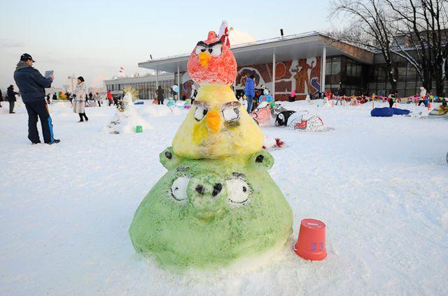 Кленовцы смогут стать участниками впечатляющего фестиваля снеговиков