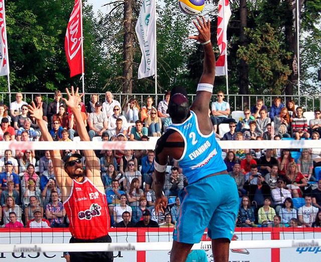 Мировые звезды волейбола встретятся натурнире вСАО