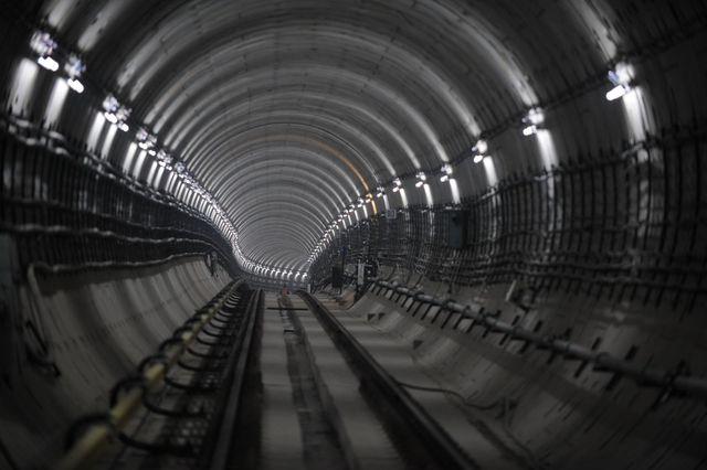Напротяжении 4 месяцев будет готов проект линии метро вКоммунарку