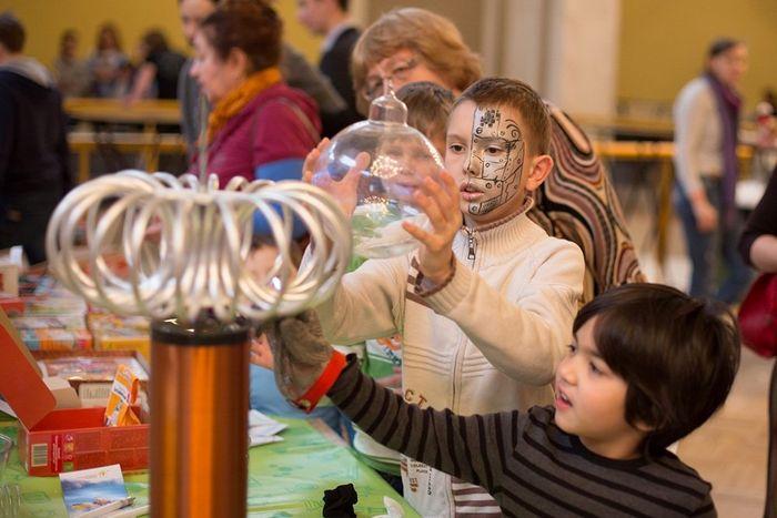 Сосенских школьников приглашают нафестиваль науки в столице России