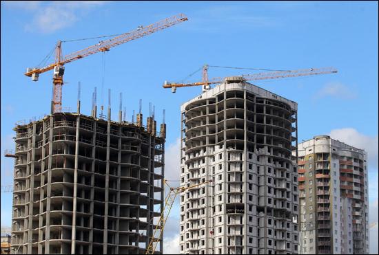 За3 месяца в новейшей столицеРФ введут около млн «квадратов» жилья