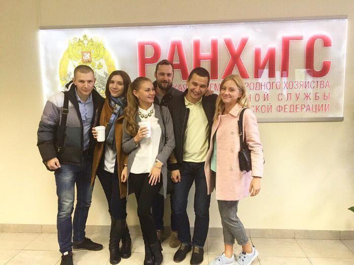 Молодежная палата Сосенского участвует вобучении отШколы юного законотворца