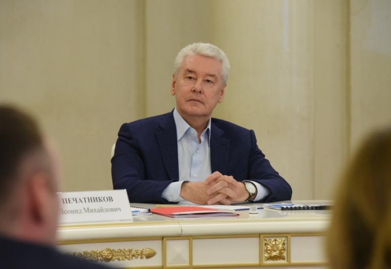 Собянин открыл движение поэстакадам отРублевского доМожайского шоссе